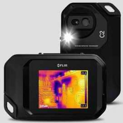 FLIR C2超便携式热像仪